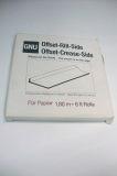 Offset-Rill-Side für Papier, 1,8-m-Rolle