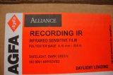 Agfa IR Film Spec. 600BD,1 Rolle im Format 355 mm x 60 m