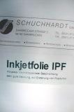 Inkjetfolie IPF transparent Format DIN A3 Stärke 135 mic, 1 VE =  100 Blatt