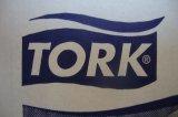 TORK Premium Reinigungstücher 530 blau, 1 Rolle mit 280 Abrissen im Format 38 x 32 cm