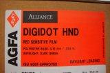 Agfa HND Digidot Film Spec. 600BD,1 Rolle im Format 338 mm x 60 m