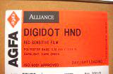 Agfa HND Digidot Film Spec. 600BD,1 Rolle im Format 355 mm x 60 m