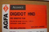 Agfa HND Digidot Film MATT Spec. 600BD,1 Rolle im Format 356 mm x 76,25 m