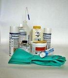 Drucksaal-Erste-Hilfe-Paket, 1 Stück bestehend aus 10 Artikeln für den Drucksaal