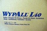 Wischtücher Wyp-All L 40 weiß, Format, 1 Karton à 1008 Tücher im Format 31,5 x 36,5 cm