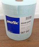 Reinigungstuch Profix escon print, 1 Rolle à 500 Abrisse im Format 30 x 38 cm