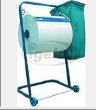 Profix Bodenständer mit Abfallsackhalterung Industrierollenspender fahrbar, 1 Stück